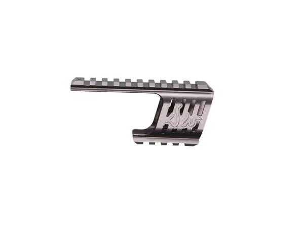 Bilde av Custom CNC Railmontasje til Dan Wesson 715 - Sølv