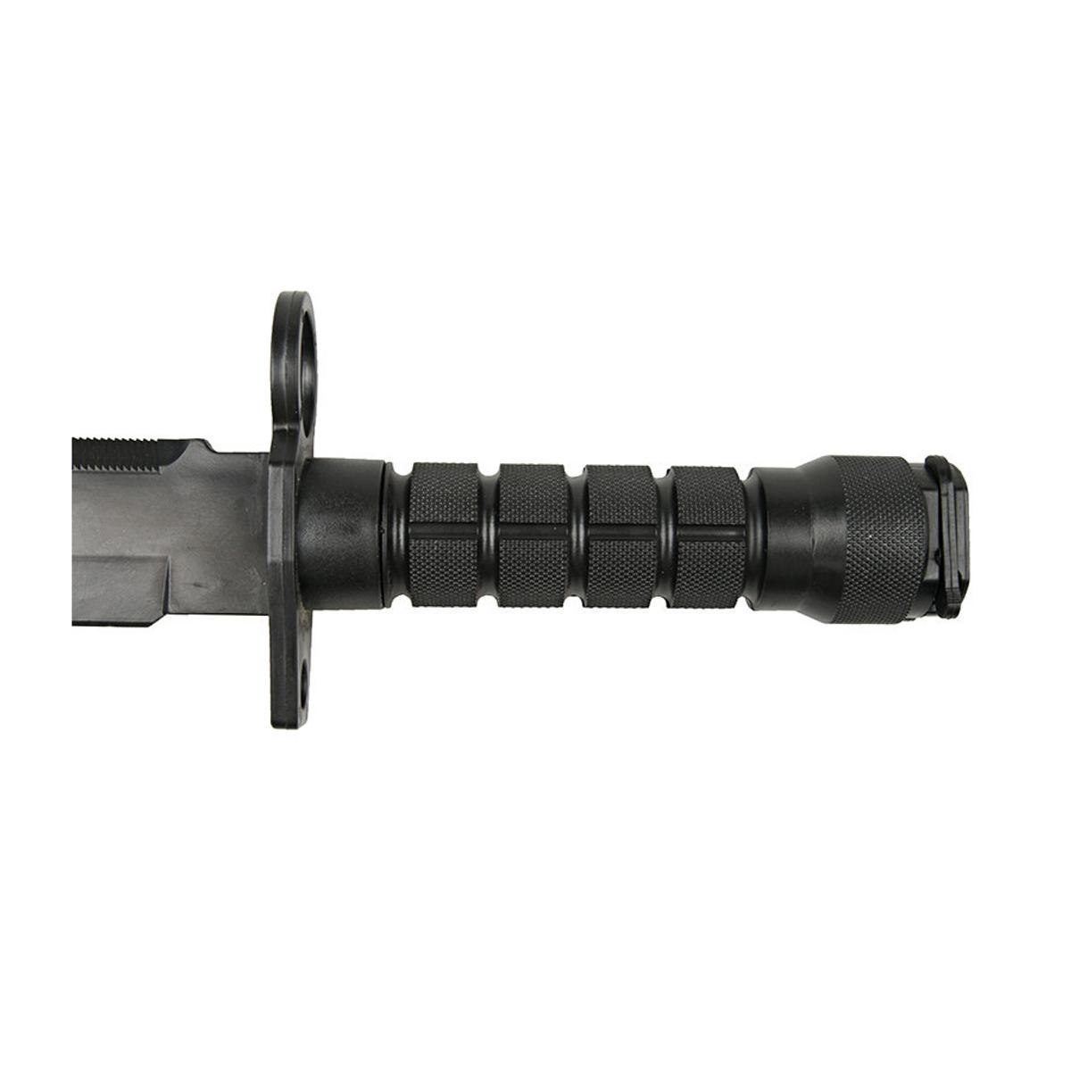 M9 Bayonet Treningskniv - Sort