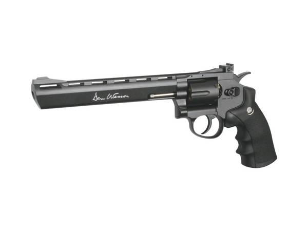 Bilde av Dan Wesson Revolver 8 Sort - 4.5mm BB
