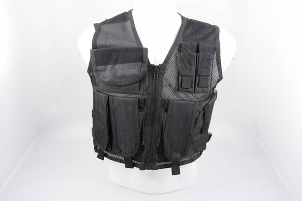Bilde av GO! Taktisk Recon Vest - Sort
