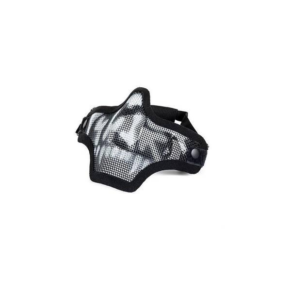 Bilde av Nuprol - Mesh Maske med Gitter - Skull