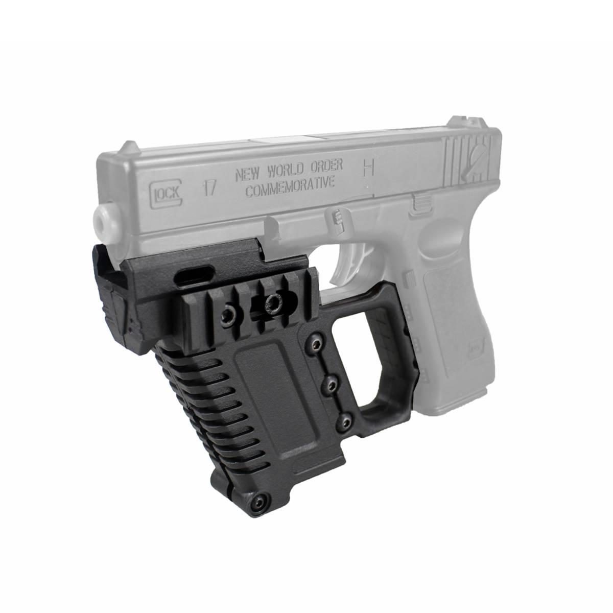 Nuprol - Glock Carbine Kit - Svart