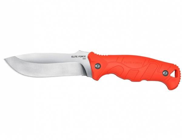 Bilde av Elite Force - EF710 Jaktkniv med Slire - Oransje