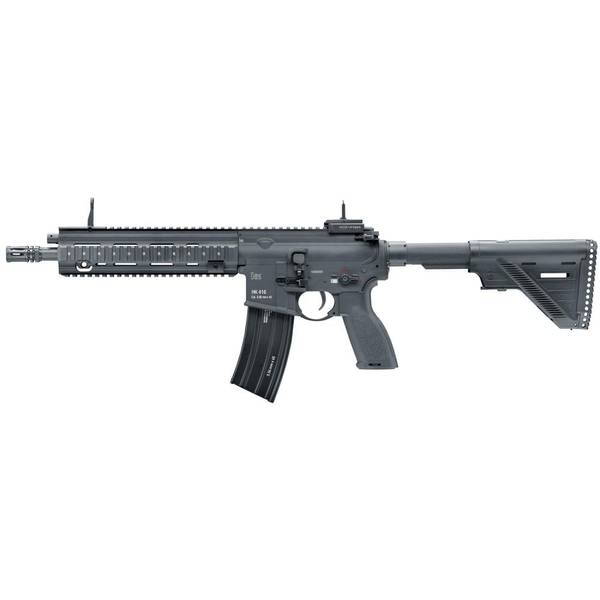 Bilde av Heckler & Koch HK416 A5 - AEG Proline - Sort