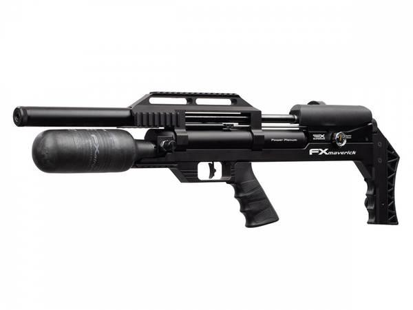 Bilde av FX Maverick Compact PCP Luftgevær Svart - 5.5mm